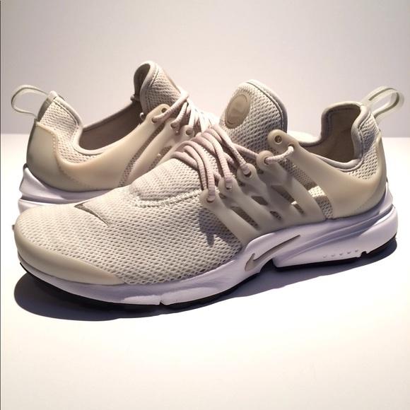 le scarpe nike air presto dimensione ossea 9 poshmark